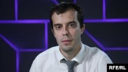 Roman Dobrokhotov, editor in chief of The Insider