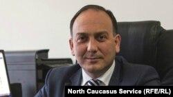 Министр иностранных дел Абхазии Даур Кове