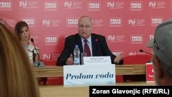 Efraim Zurof, direktor Centra Simon Vizental iz Jerusalima