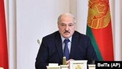 Александр Лукашенко, президенти Беларус