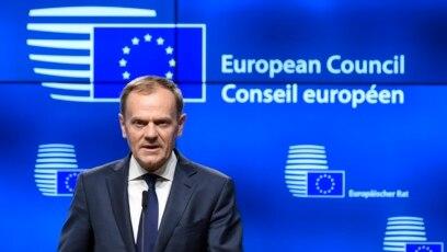 Donald Tusk, reizabrani presjednik Evropskog savjeta