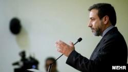عباس عراقچی، عضو ارشد هیات مذاکرهکنندگان ایرانی