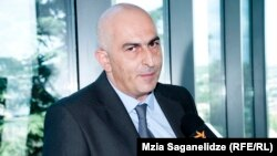 Nikoloz Antidze, head of Georgia's Monuments Protection Agency (file photo)