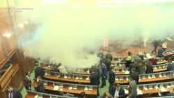 Повторно солзавец во косовскиот парламент
