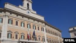 Палац Мотечіторіо - будинок італійського парламенту