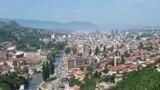 Bosnia – A view of Sarajevo, Jul2006