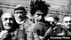 Нацистік концлагерь тұтқындары