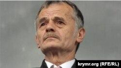 Krım tatarlarının lideri Mustafa Dzhemilev