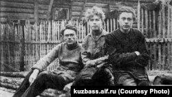Гюнтер Тюрк с братьями
