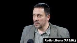 Член Совета по гражданскому обществу и правам человека Максим Шевченко