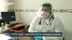 Репортаж из больниц в Киеве и Харькове, где лечат COVID-19 (видео)