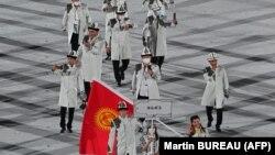 Кыргызстандын курама командасы.