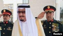 Saud Arabystanynyň patyşasy Salman bin Albulaziz