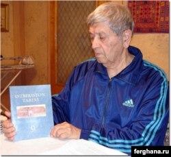 Гога Ҳидоятов, муаррихи узбак