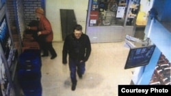 Камеры наблюдения в Стромсунде зафиксировали Юрия Жуковского