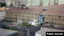 Тюрьма в Турции. Иллюстративное фото.