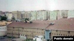 Тюрьма строгого режима в Диярбакыре – здесь содержатся не только взрослые преступники, но и дети