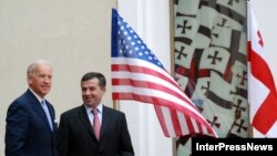 АКШ вице президенты Джой Байден узган атнада Грузиядә булган иде.