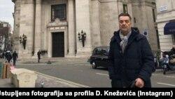 Crnogorski biznismen Duško Knežević
