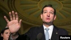 Тед Круз-сенатори Амрико