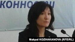 Чизу Мацушита, региональный советник верховного комиссара ООН по делам беженцев.