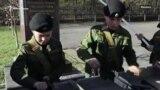 Кадеты Ставрополья осваивают военные навыки