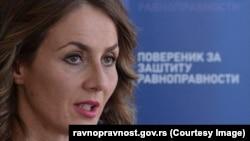 Poverenica za zaštitu ravnopravnosti u Srbiji, Brankica Janković