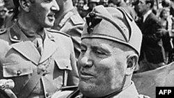Fašistički lider Benito Mussolini, juni 1940.