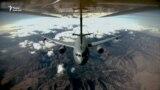 Лазеры для военных самолетов
