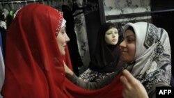 В Чечне без хиджаба на работу нельзя