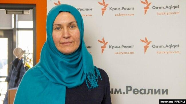 Лиля Гемеджи, крымский адвокат
