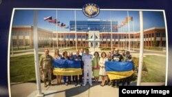 Делегація ветеранів і волонтерів із України у США, квітень 2018