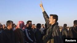 Противники Асада, Кубаир (Сирия), 1 июня 2012