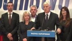 Čović: Ne možete Hrvatima birati legitimne predstavnike