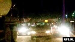 Bakı-Sumqayıt yolu, 12 sentyabr 2008