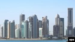 Катардын борбору Доха шаарынын көрүнүшү