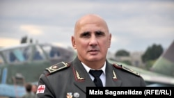 """Vakhtang Kapanadze, chief of the joint staff of the Georgian Armed Forces: """"This mission is very important to us."""""""