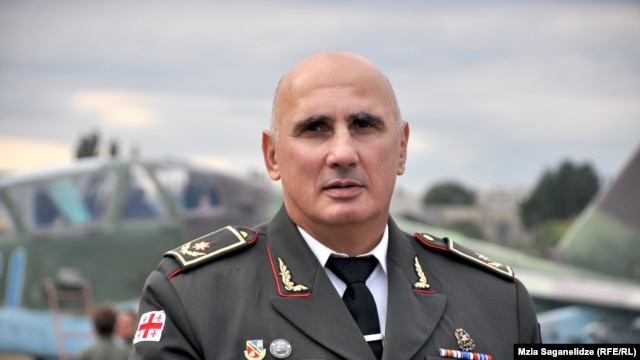 "Vakhtang Kapanadze, chief of the joint staff of the Georgian Armed Forces: ""This mission is very important to us."""