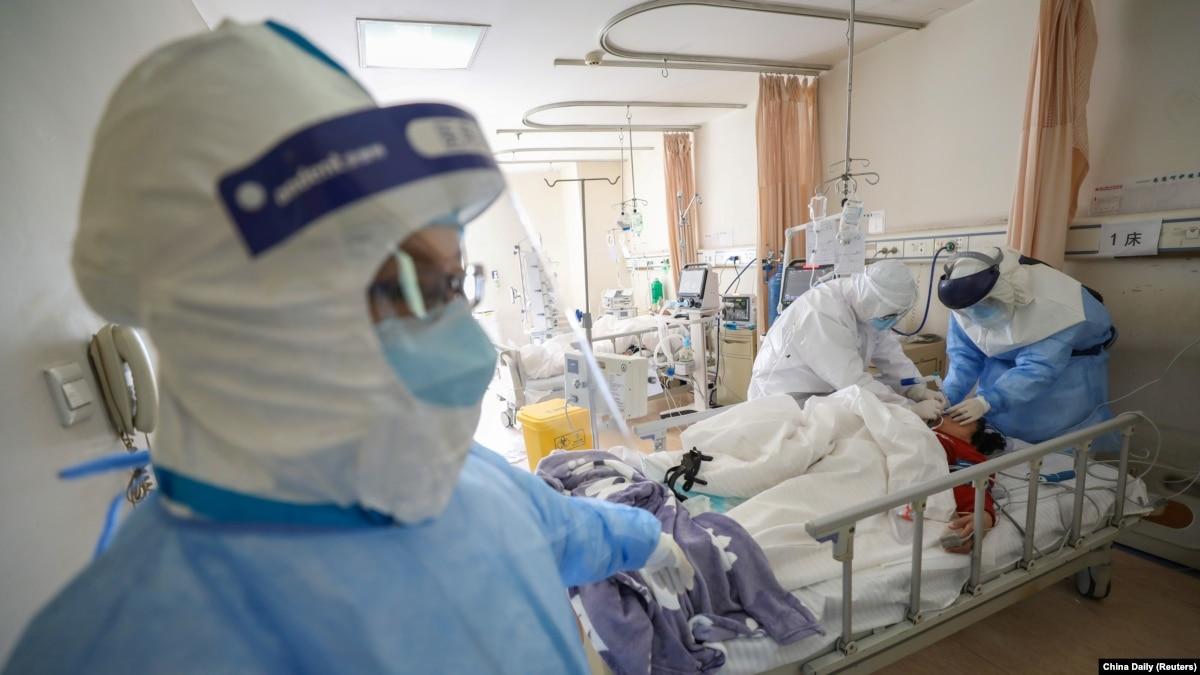 Количество смертей от коронавирус превысило 2000