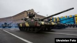 Парад до Дня Незалежності України, 24 серпня 2016
