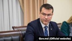 Anatol Usatâi, ministru al economiei şi infrastructurii