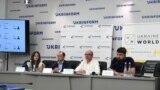 Прес-конференція від ГО «Інтерньюз-Україна» про вплив соцмереж на вибори. Київ, 17 липня 2019 року