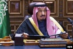 Новый король Саудовской Аравии Салман впервые обращается к народу. 23 января 2015