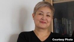 Коррупцияға қарсы іс-қимылдар мәселелері жөніндегі қоғамдық кеңес мүшесі Жанар Жандосова.