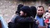 Скриншот кадра видеоролика «Казахстанские джихадисты, уехавшие в Сирию», размещенного на YouTube в 2013 году.