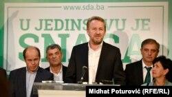 SDA je, iako slavi izbornu pobjedu, izgubila niz opština u kojima je poratnih godina dominirala: Bakir Izetbegović
