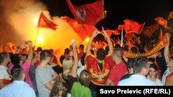 Svečani doček crnogorskih olimpijaca u Podgorici