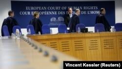 Европейский суд по правам человека, Страсбург, Франция