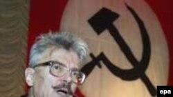 Эдуард Лимонов - писатель, лидер НБП