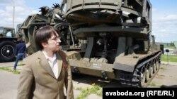 Кшыштаф Шыпэр на «Лініі Сталіна»